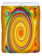 Swirl 80 Duvet Cover