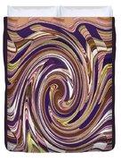 Swirl 88 Duvet Cover