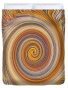 Swirl 91 Duvet Cover
