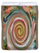 Swirl 92 Duvet Cover