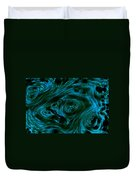 Swirling 3 Duvet Cover