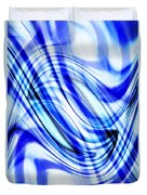 Swirling Abstract Duvet Cover