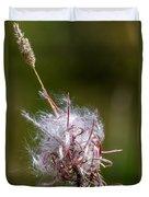 Swirling Wildflower Duvet Cover
