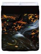 Swirls Duvet Cover
