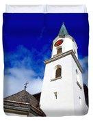 Swiss Church Duvet Cover