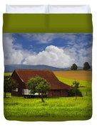 Swiss Farms Duvet Cover
