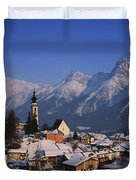 Switzerland Duvet Cover