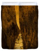 Sword Of Damocles Duvet Cover