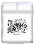 Sybil Ludington, 1776 Duvet Cover