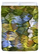 Sycamore Mosaic Duvet Cover by Christina Rollo