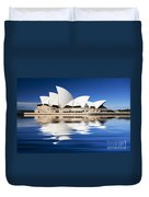 Sydney Icon Duvet Cover by Avalon Fine Art Photography