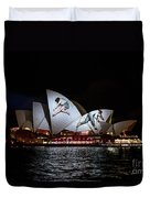 Sydney Opera House  Iv Duvet Cover