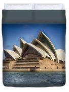Sydney Opera House V10 Duvet Cover