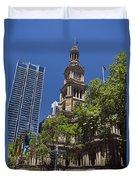 Sydney Town Hall Duvet Cover