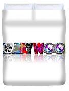 Symbollywood Duvet Cover