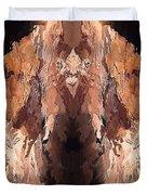 Symmetries - Marucii Duvet Cover