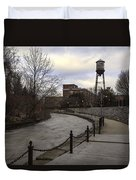 Syracuse Creekwalk Duvet Cover