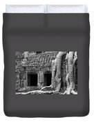 Ta Prohm Roots And Stone 02 Duvet Cover