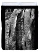 Ta Prohm Roots And Stone 04 Duvet Cover