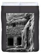 Ta Prohm Roots And Stone 05 Duvet Cover