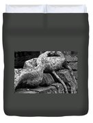 Ta Prohm Roots And Stone 06 Duvet Cover