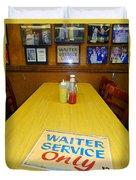 Table For 6 Duvet Cover