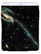 Tadpole Galaxy Duvet Cover
