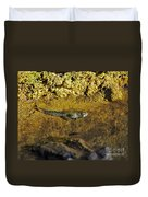 Tadpole Tail Duvet Cover