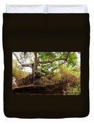 Tailspin Duvet Cover