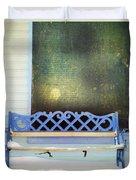 Take A Seat Duvet Cover by Priska Wettstein