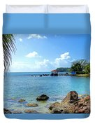 Take Me Away Duvet Cover