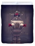 Take Me To Your Leader Duvet Cover