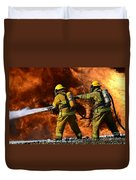 Taking A Stand Duvet Cover
