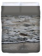 Taking A Walk Duvet Cover