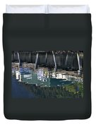 Taku Smokeries Reflected Duvet Cover