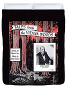 Tales From The Vienna Woods Duvet Cover