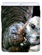 Talk Turkey Duvet Cover