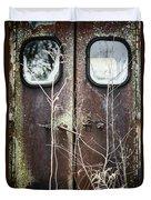 Tall Doors Duvet Cover