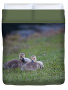 Cuddly Fury Babies Duvet Cover