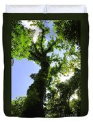 Tall Trees Duvet Cover