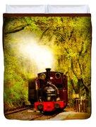 Talyllyn Railway 2 Duvet Cover