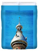 Tampa Beauty - University Of Tampa Photography By Sharon Cummings Duvet Cover