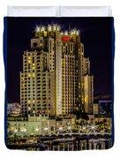 Embassy Suites Tampa Florida Duvet Cover