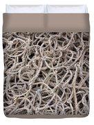 Tangled Ropes Duvet Cover