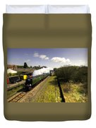 Tangmere At Seaton Junction Duvet Cover