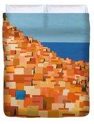 Taormina Duvet Cover