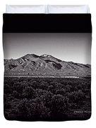 Taos In The Zone Duvet Cover
