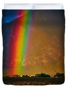 Taos Magic Duvet Cover