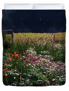 Tapestry In The Wild Duvet Cover