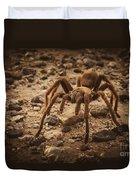 Tarantula Duvet Cover